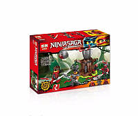 "Конструктор Lepin Ninjago 06047""Атака Алой армии"" 113 дет   Нинзяго."