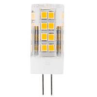 Светодиодная LED лампа Feron G4 LB 423 4W прозрачная в пластиковом корпусе