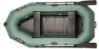 Лодка надувная Bark В-270D Двухместная гребная + БЕСПЛАТНАЯ ДОСТАВКА