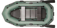 Лодка надувная Bark B-270PD Двухместная гребная
