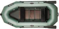 При заказе -7% Лодка надувная Bark Трехместная гребная, реечный настил, комплект