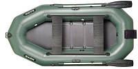 Лодка надувная Bark B-280ND Трехместная гребная