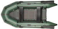 Лодка надувная Bark ВТ-290D Двухместная моторная