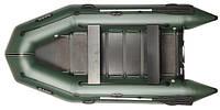 При заказе -7% Лодка надувная Bark Четырехместная моторная, реечный настил, комплект