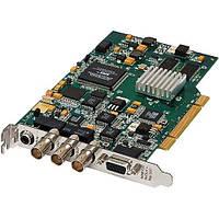 БУ Многофункциональная PCI-плата Stream Alpha SDI, для наложения компьютерной графики (StreamSDI)