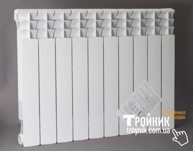 Биметаллический радиатор 500/80 HERTZ