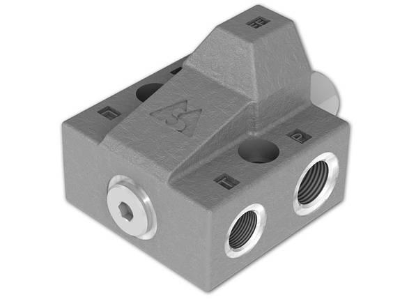 Клапан PRD для тракторов ХТЗ-121, ХТЗ-16131, ХТЗ-16331, фото 2