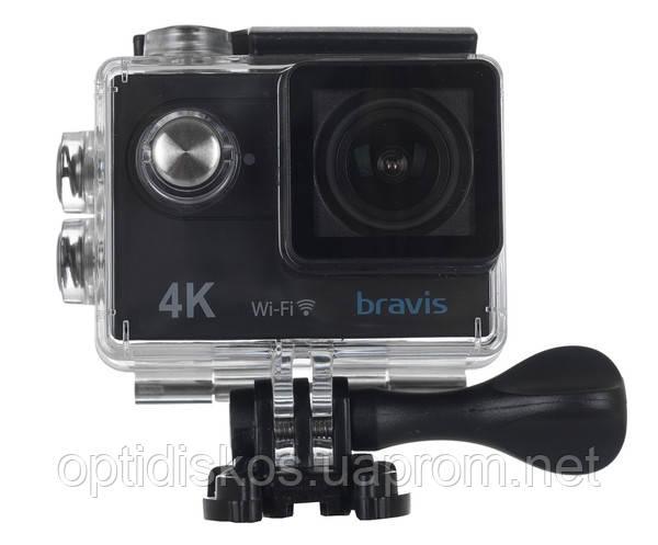 Экшн-камера BRAVIS A1 BLACK
