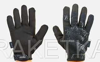 Перчатки тактические, MECHANIX 5623BK. Рукавички спортивні