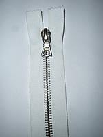 Молния металлическая riri 60см, тип 6, 1 бегунок, фото 1
