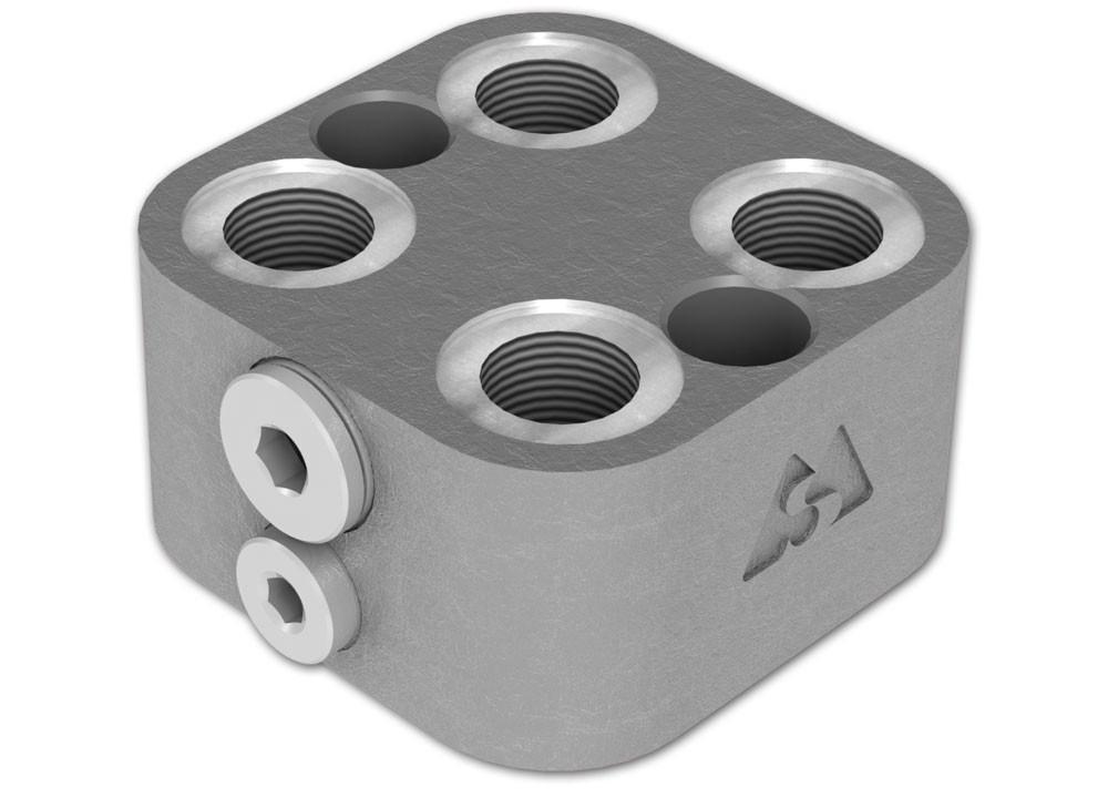 Клапан предохранительный BKH для дозаторов HKUQ200/500, HKU800, HKU1000