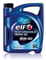 Моторное масло ELF PERFORM.TROPHY DX 15W40 5L
