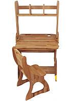 Комплект парта растишка + стул + надстройка р190-1 + С300 + h190, фото 1