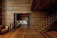 Дизайн интерьера из дерева