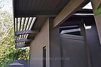 Карниз СТС-ЮГ для деревянного дома