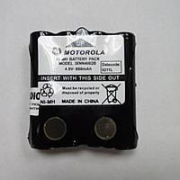 Аккумулятор усиленный IXNN4002B, IXNN4008D для Motorola TLKR T50 / T60 / T80 и др.