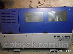 Кромкооблицовочный станок Felder G500