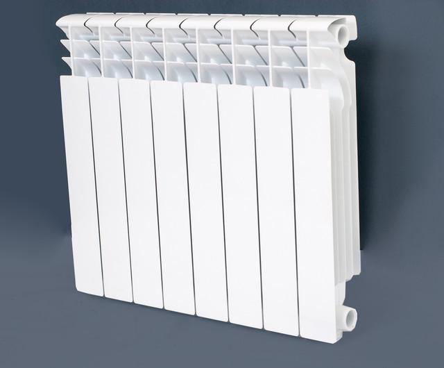Радиатор Diva 10 секций 500/96 алюминиевый
