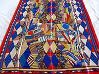 Палантин Hermes шёлковый  можно приобрести на выставках в доме одежды Киев