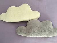 Декоративная подушка Облако 28х55 серая Barine