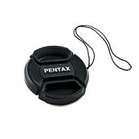 Крышка Pentax диаметр 55мм, со шнурком, на объектив