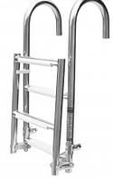 Лестница для катера складная 1101051