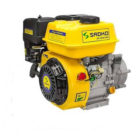 Двигатель бензиновый Sadko GE-200R PRO, фото 2