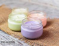 Ароматизированные массажные свечи (вес 90 грамм)