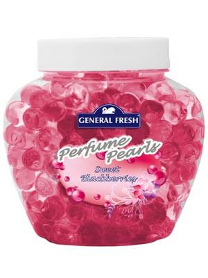 Освежитель ароматические жемчужины General Fresh Ожина 250г