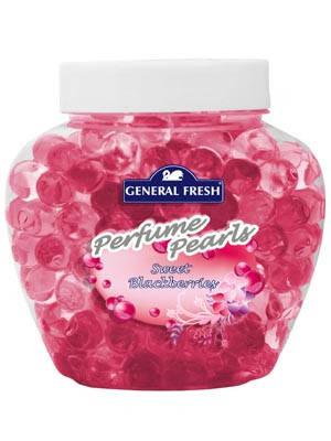Освежитель ароматические жемчужины General Fresh Ожина 250г , фото 2