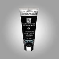 Освежающий крем-дезодорант для ног для мужчин. Нealth & Beauty