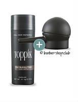 Загуститель для волос Toppik 27,5 гр. + Апликатор