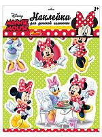 Наклейки для детской комнаты Minnie Mouse