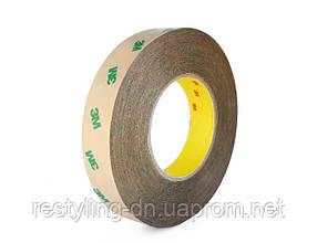 3M™ 99786NP Двухсторонняя клеящая лента ( скотч ) 9мм х 55м, толщ. 0,14мм