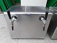 Пивной охладитель на 2 вида напитка Cornelius б/у  Охладитель пивной б/у