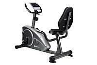 Горизонтальный велотренажер Hop-Sport HS-67R Axum silver