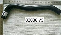 Патрубок радиатора печка Газель двиг. EvoTech №3
