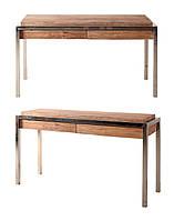 Столик консольный с думя выдвижными ящикамию  Ручная работа