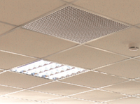 Решетка вентиляционная потолочная 600х600 NEW