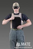 Бронежилет полускрытого ношения «Модуль 2», 1-2 класс защиты