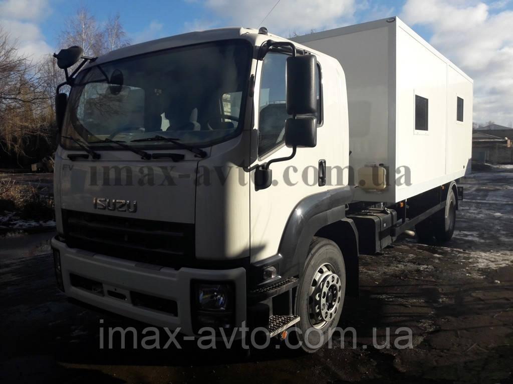 Автомобиль грузовой ISUZU FORWARD FVR 34UL-M/Q