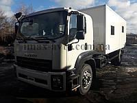 Автомобиль грузовой ISUZU FORWARD FVR 34UL-M/Q , фото 1