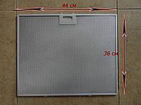 Фильтр сетчатый для кухонной вытяжки размером 44х36 см