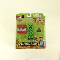 Набор Minecraft Creeper с аксессуарами