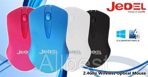 Беспроводная Мышь Jedel W120