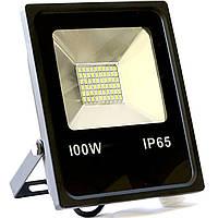 Светодиодный прожектор 100Вт 6500K 8000lm