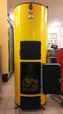 Дровяной двухконтурный котел Буран NEW мощностью 10 кВт, фото 2