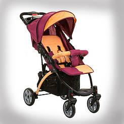 Прогулочная коляска Babyhit. Tetra - orange wine