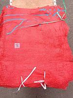 Сетка овощная 42x63/18гр красная (до 23 кг)