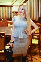 Женский костюм Косичка 3Д
